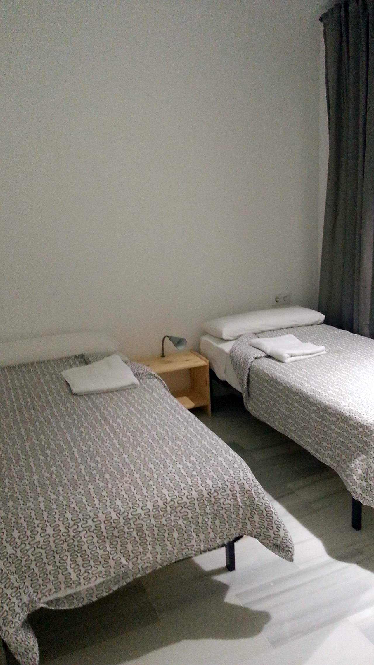 Hostel Central Sevilla Habitaciones