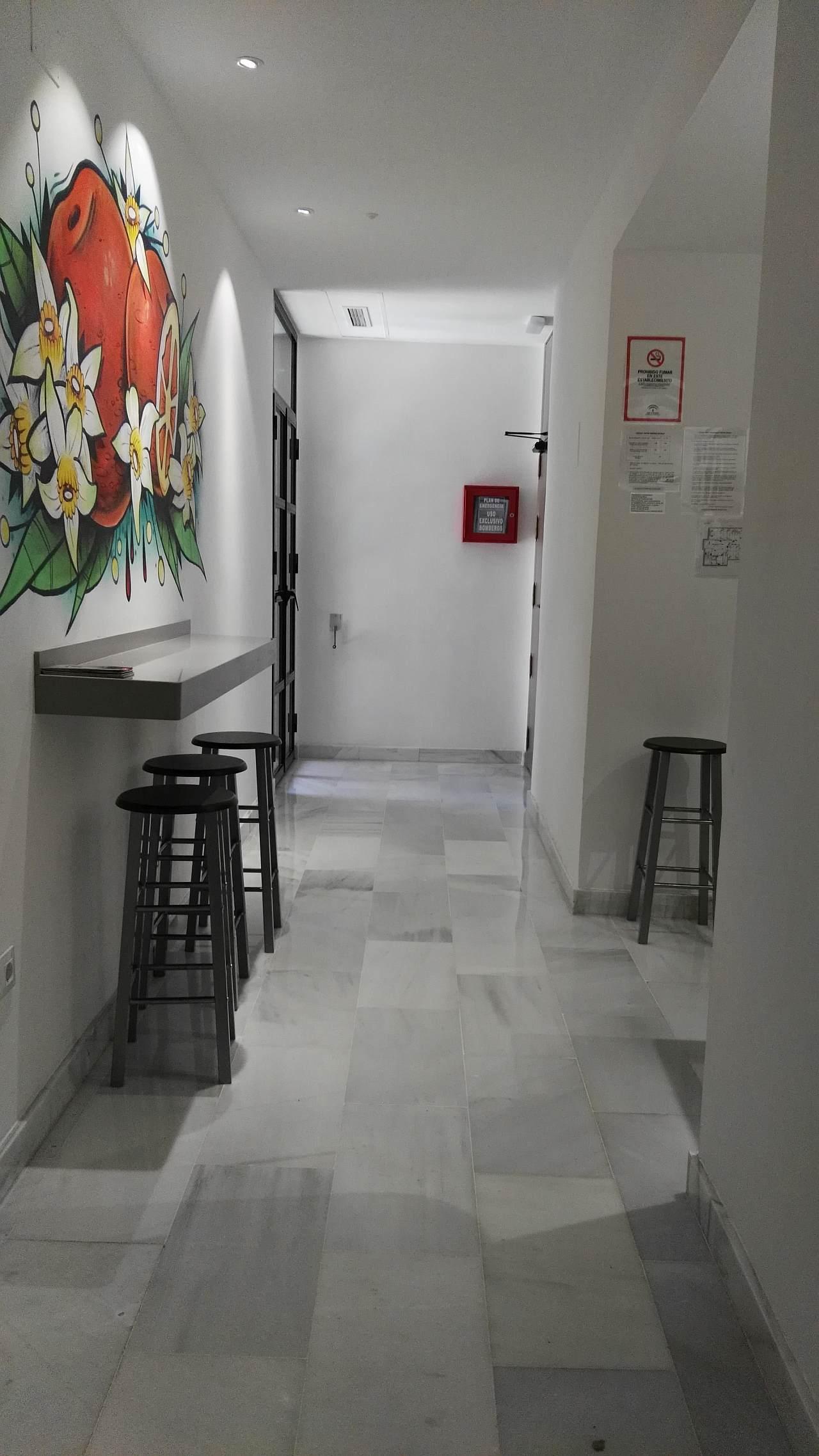 hostel central sevilla fotos